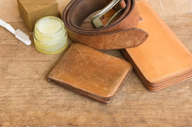 シェルコードバン財布を長く使うためには