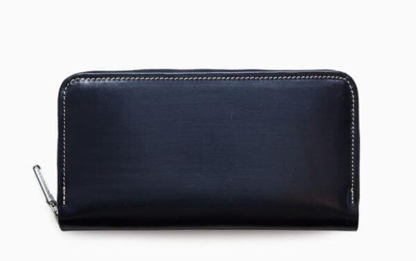 Whitehouse Coxのブライドルレザー財布
