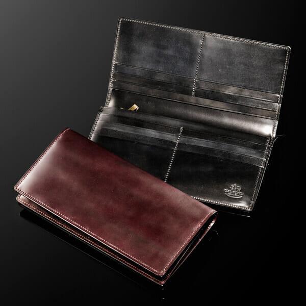 シェルコード バンスタンフォード長財布