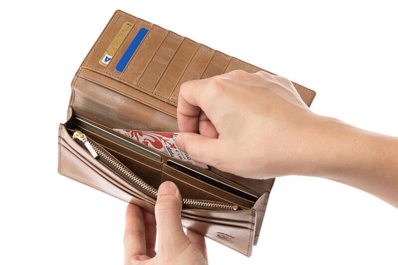 ココマイスターの大容量財布紹介
