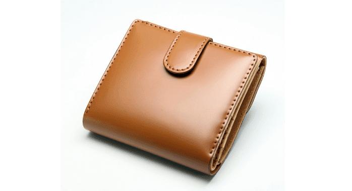 大峡製鞄のコードバン財布