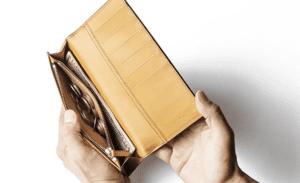 クラフストおすすめ財布:「ブライドルレザー 長財布」