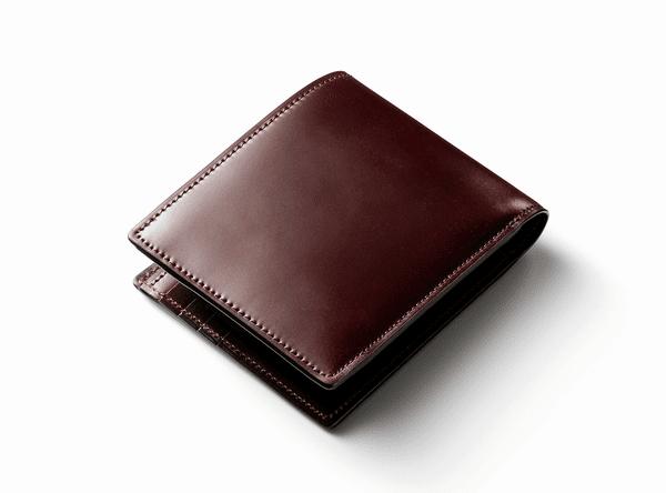 シェルコードバン財布 ココマイスター財布