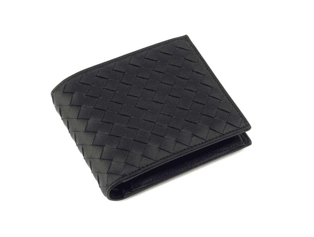 編み込み財布メンズ ボッテガ財布