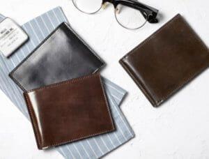 crafsto(クラフスト)のお洒落なメンズ財布 ブライドルレザー財布