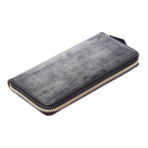 COCOMEISTERのブライドルレザー財布