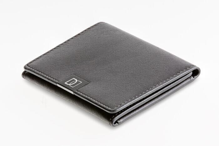 ダンウォレットの三つ折り財布紹介