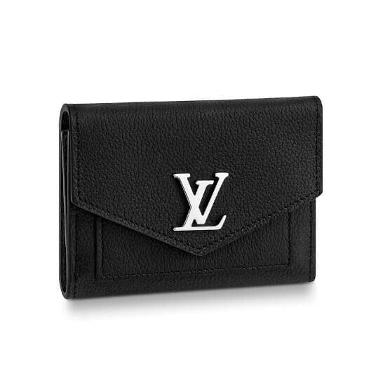 ルイ・ヴィトンの三つ折り財布紹介