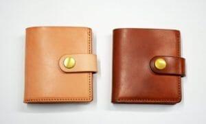 ヌメ革財布がお洒落なメンズ・レディースのブランド5選!ヌメ革の魅力とは?