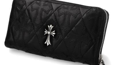 CHROME HEARTS(クロムハーツ)の財布ってこんなカッコいいの!?人気の秘密をおさらい