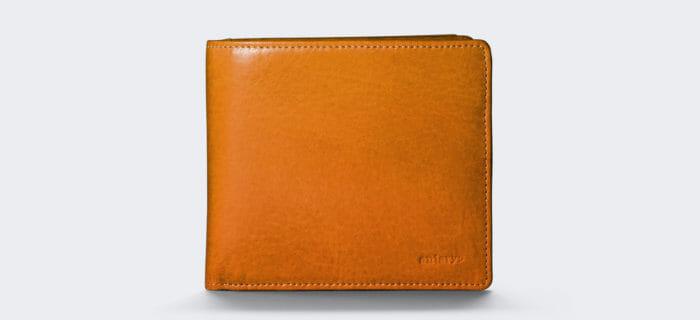 on sale 04728 a5f87 キャメル色のメンズ財布|お洒落で魅力的な経年変化を楽しめる ...