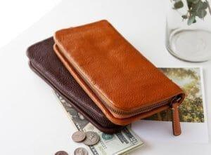 柔らかいメンズ革財布!お洒落なブランド財布8選。特徴やメリット・デメリットは?