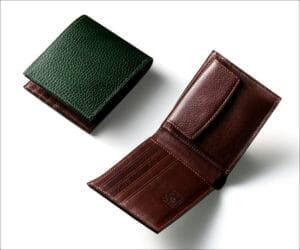 ロッソピエトラ 二つ折り財布/【COCOMEISTER】