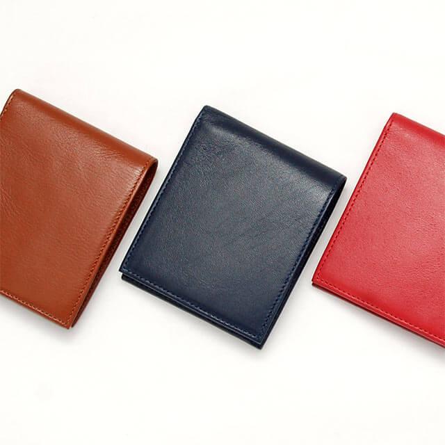 コスパの良い二つ折り財布