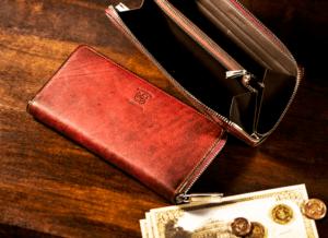 アンティーク感と洗練された風合いが魅力!「ベテルギウス」人気財布と口コミ・評判(ココマイスター)