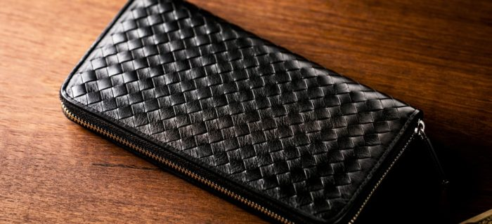 グラデーションチェックが魅力!「ポンテマットーネ」人気財布と口コミ・評判(ココマイスター)