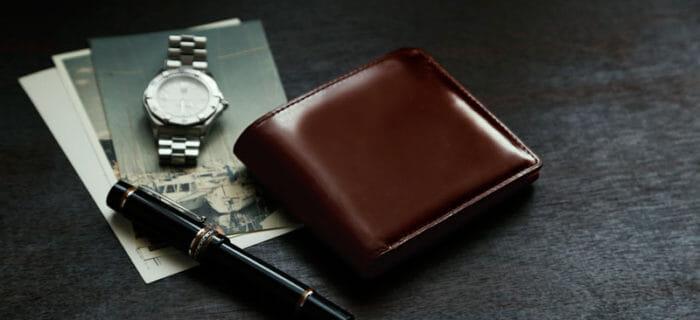 コードバン財布とは?経年変化や注目の日本製11ブランドを徹底解説!