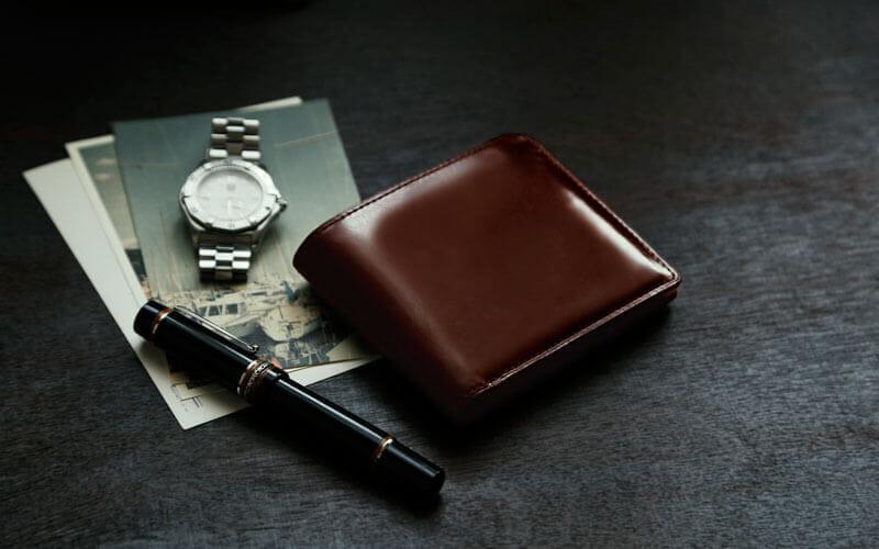 土屋鞄製造所のコードバン財布の特徴とは?