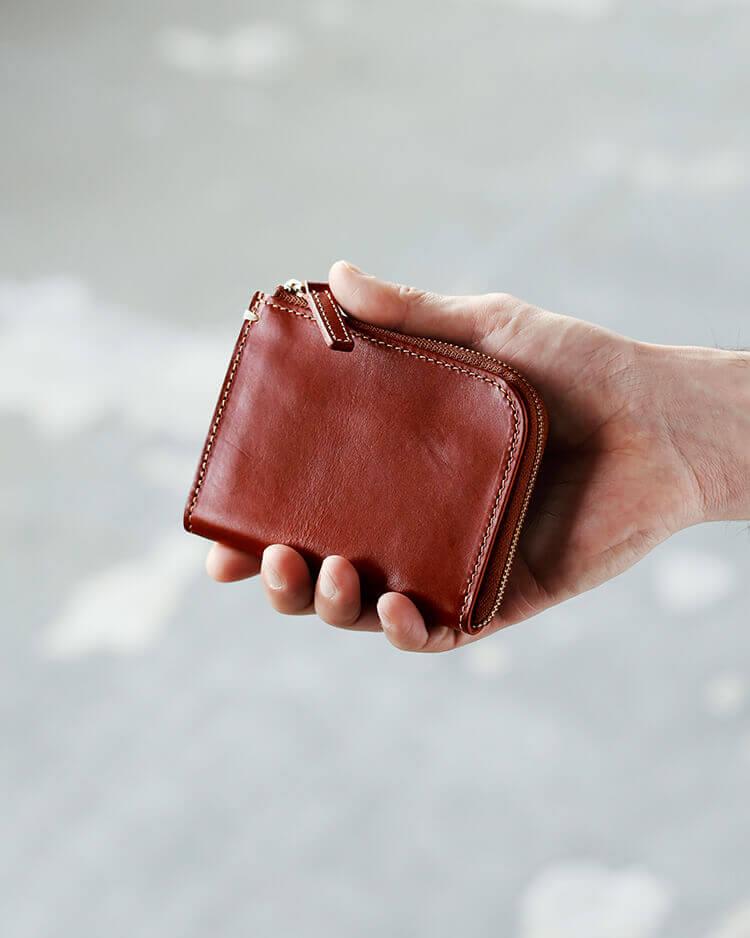 土屋鞄製造所のLファスナー財布の特徴とは?