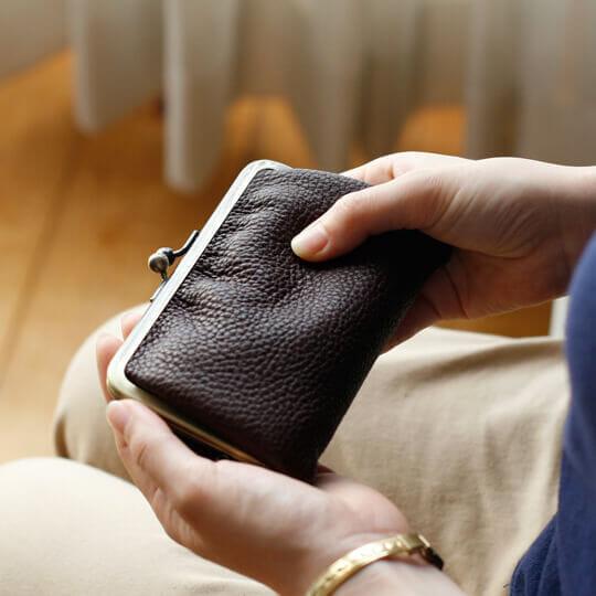 土屋鞄製造所のがま口財布の特徴・魅力