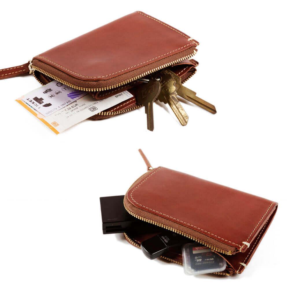 土屋鞄製造所のLファスナー財布の魅力とは?