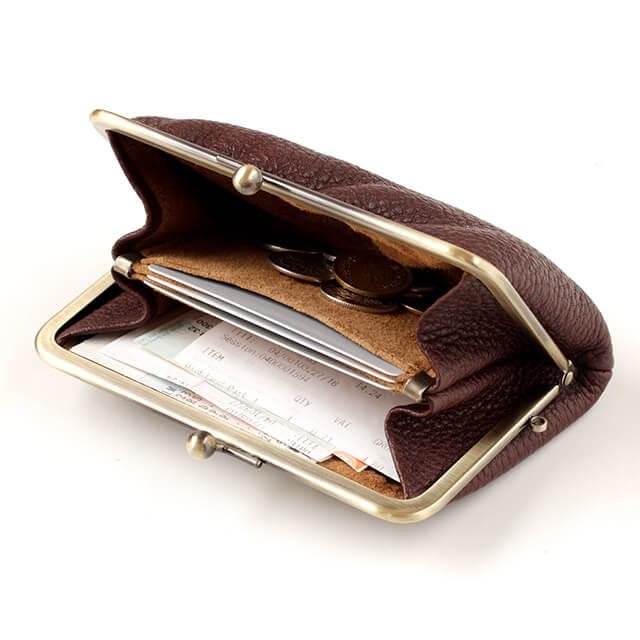 土屋鞄製造所のがま口財布の魅力とは?