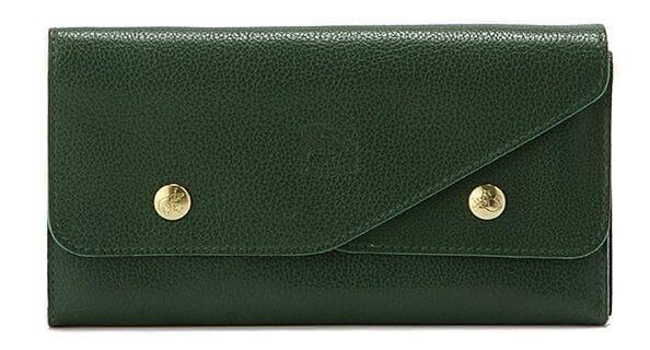 モスグリーン(緑系)のメンズ財布|個性的でお洒落なおすすめブランド財布7選