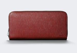 レッド(赤系)色のメンズ財布|カッコイイお洒落を楽しめる ブランド財布7選