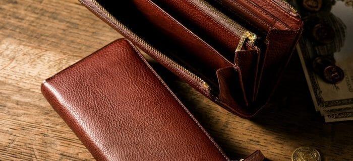 シボ革の財布を取り扱う有名ブランド7選&シボ革の魅力を解説!