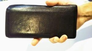 ココマイスター長財布「マルティーニ・アーバンウォレット」旦那にプレゼントして2年使った感想を聞いてみた