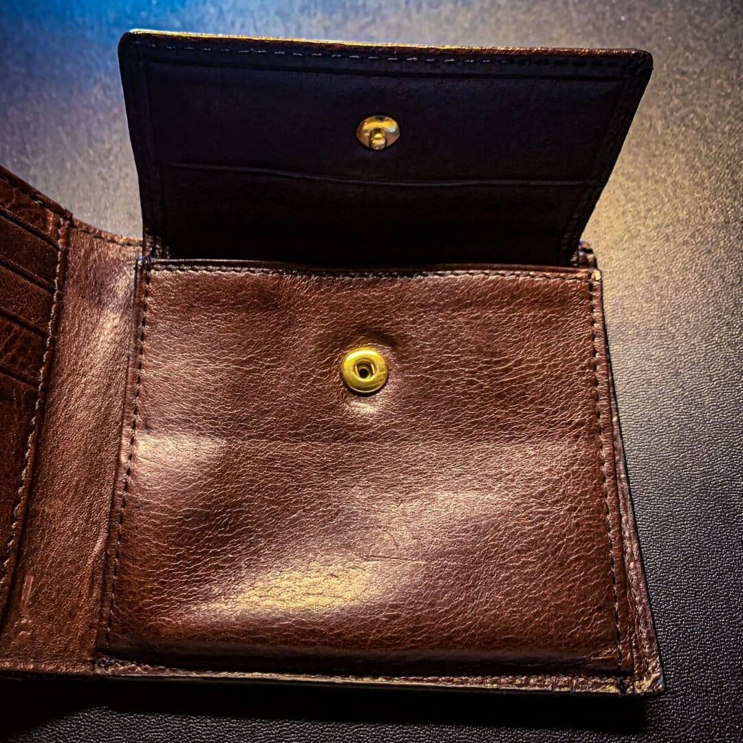 ロンドンブライドル・バースファントムの小銭入れ
