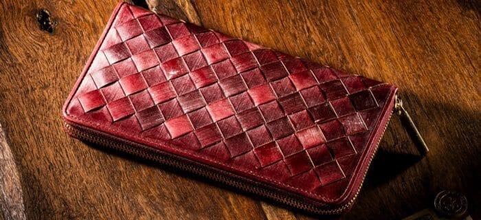 極太編み込みが魅力!「ザオークバーク」人気財布と口コミ・評判(ココマイスター)