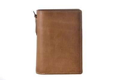 curious - 縦型折財布