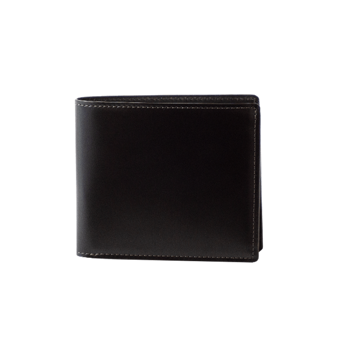 ⑯コードバン二つ折り財布/ハノーバー純札