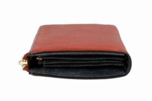 3位:ココマイスターのおすすめ長財布「ゴールドマイニング・マグネティックドラム」