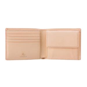 4位:ココマイスターのおすすめ二つ折り財布「ブライドル・インペリアルパース」