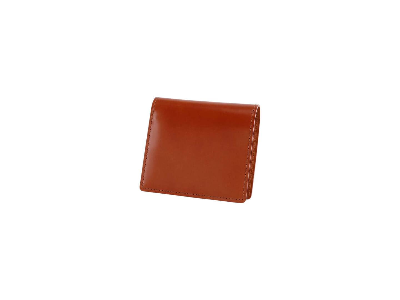 2位:ガンゾのおすすめ二つ折り財布「CORDOVAN AUTHENTIC マルチウォレット」