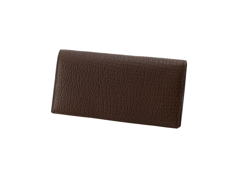 5位:ガンゾのおすすめ長財布「KESEMA ファスナー小銭入れ付き長財布」