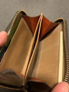 シェルコードバン・サルトラム(コンパクト財布)