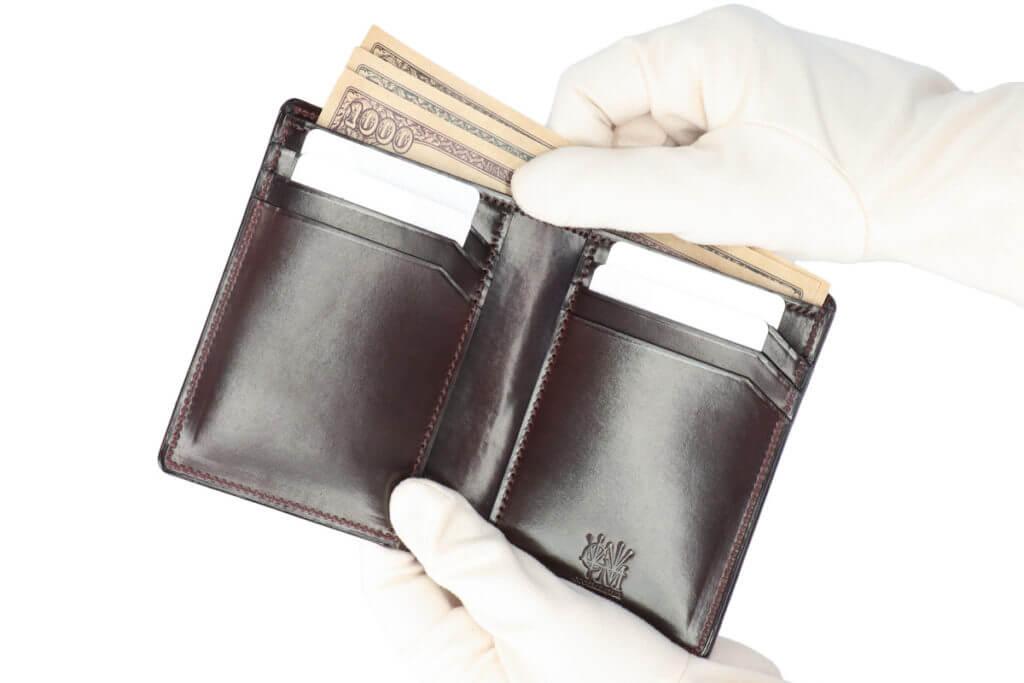 財布のスペック