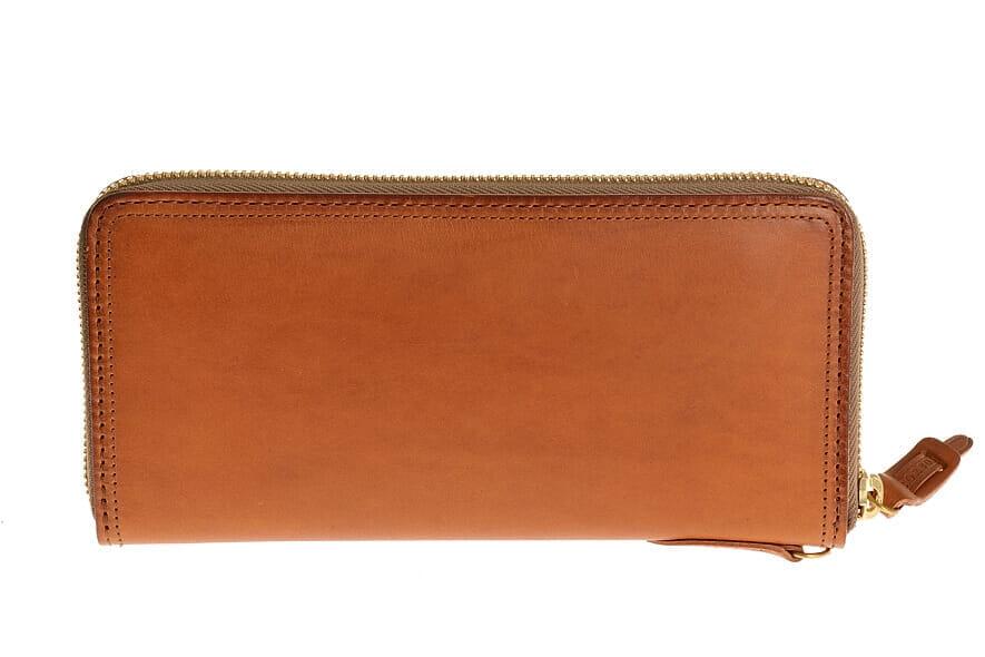 CORBOおすすめ財布:SLATE ラウンドファスナー 長財布