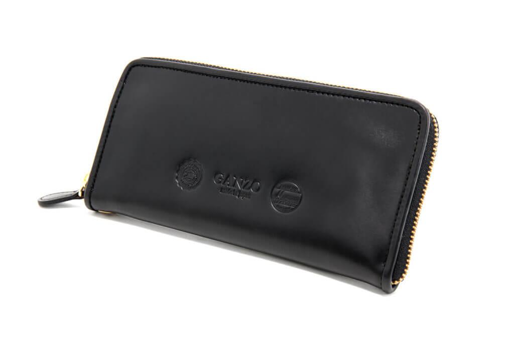 ガンゾおすすめ財布:「GH5ラウンドファスナー 長財布」