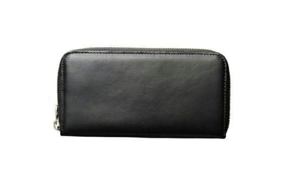 HERGOPOCHのおすすめ財布:06W-WTR(ファスナー長財布)