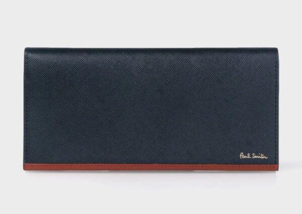 Paul Smithのおすすめ財布:サフィアーノ 長財布