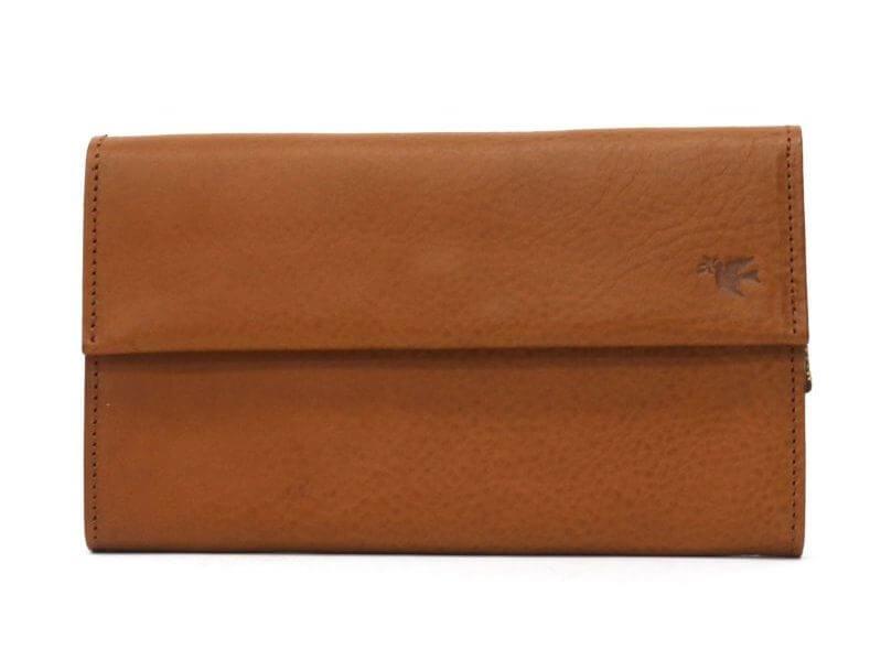 ソットおすすめ財布:「ミネルバボックスレザー 長財布」