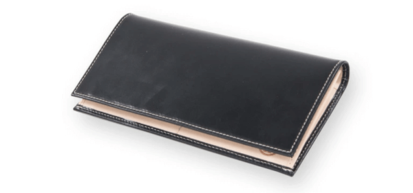 BRITISH GREENのおすすめ財布: ブライドルレザー 長財布