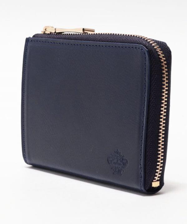 オロビアンコでおすすめのL字ファスナー財布:ラウンドファスナー札入れ(ORS-031308)