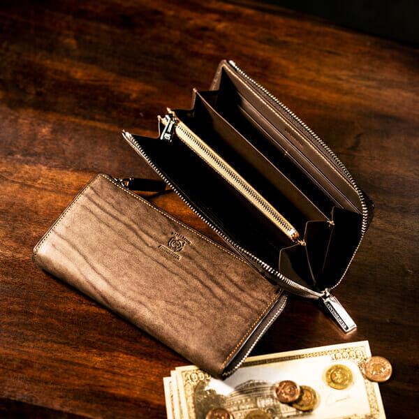 COCOMEISTERのおすすめ財布:ベテルギウス バイエルウォレット