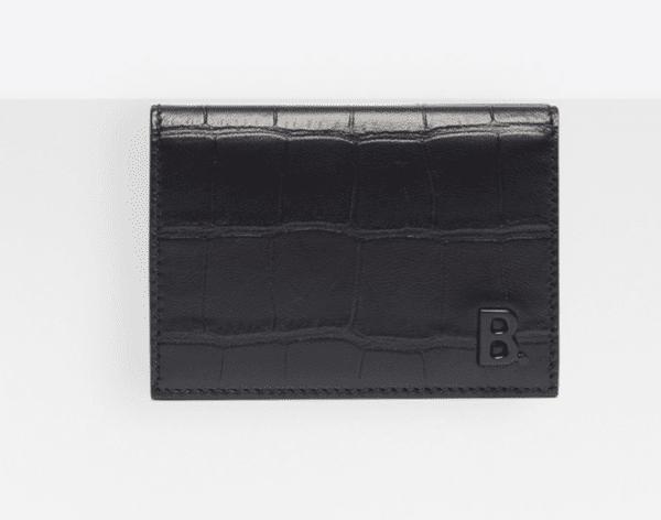 Balenciagaのおすすめ財布: B.ミニウォレット