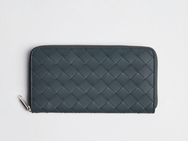 Bottega Venetaのおすすめ財布: ジップアラウンンドウォレット